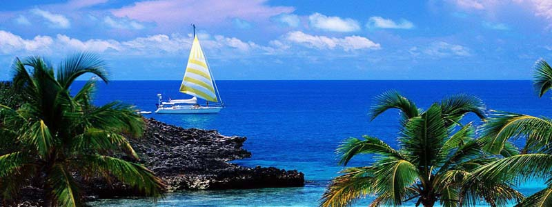 Caribbean vacation cruise